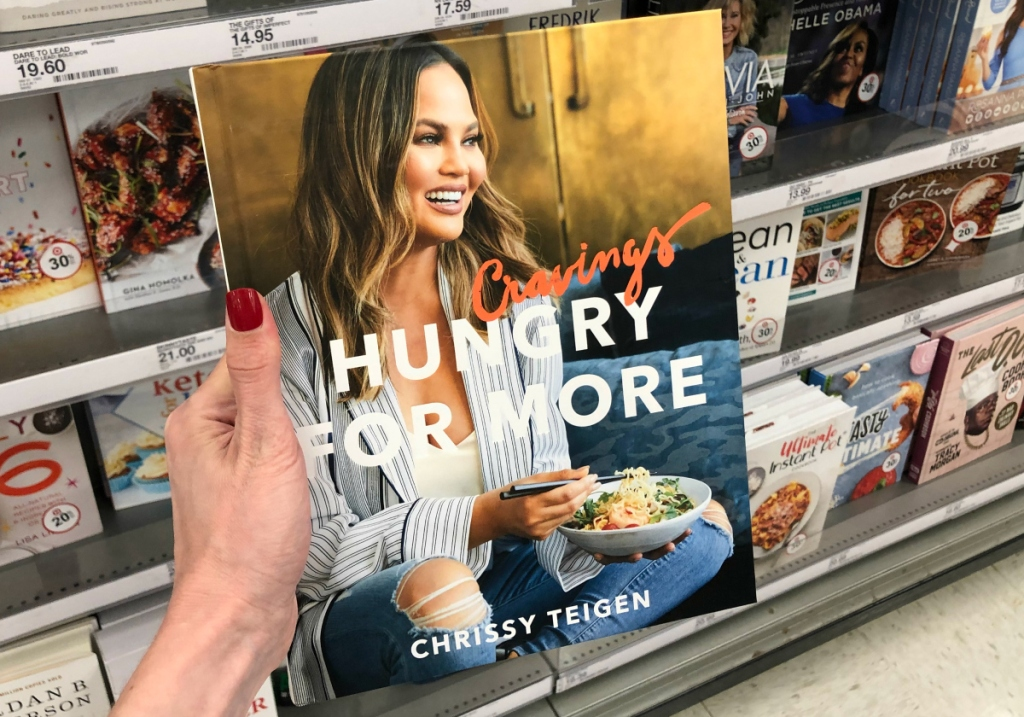 Cravings: Hungry for More by Chrissy Teigen (Hardcover)