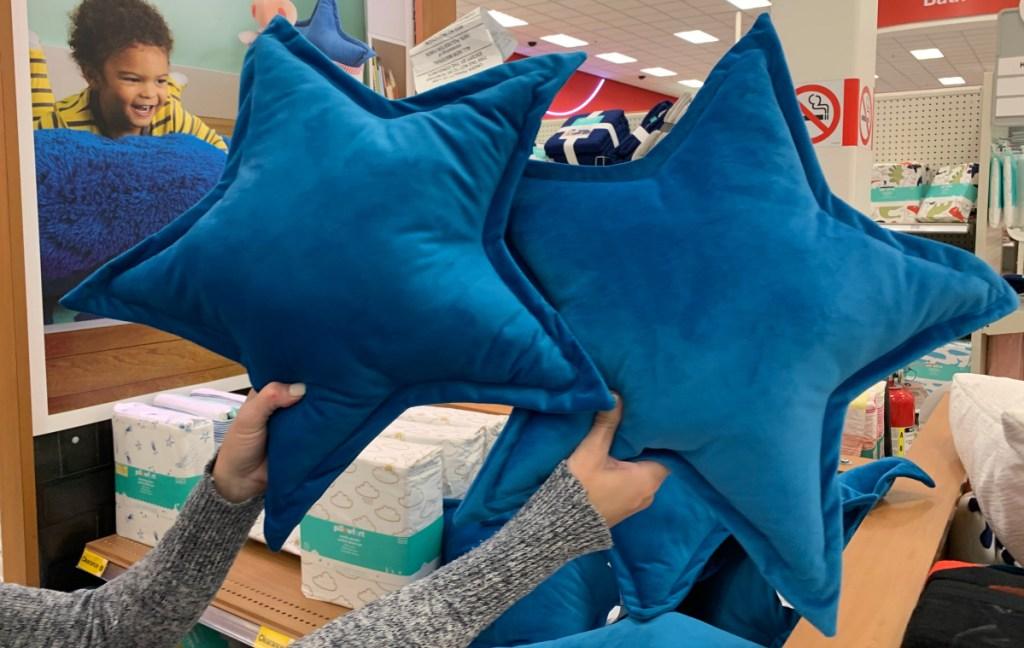Pillowfort Star Throw Pillow