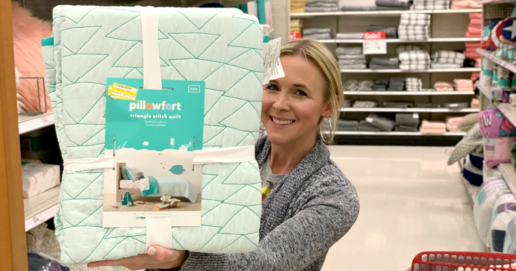 Pillowfort clearance at Target