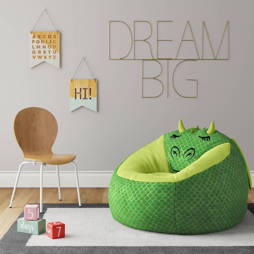 Pillowfort Character Bean Bag Chair