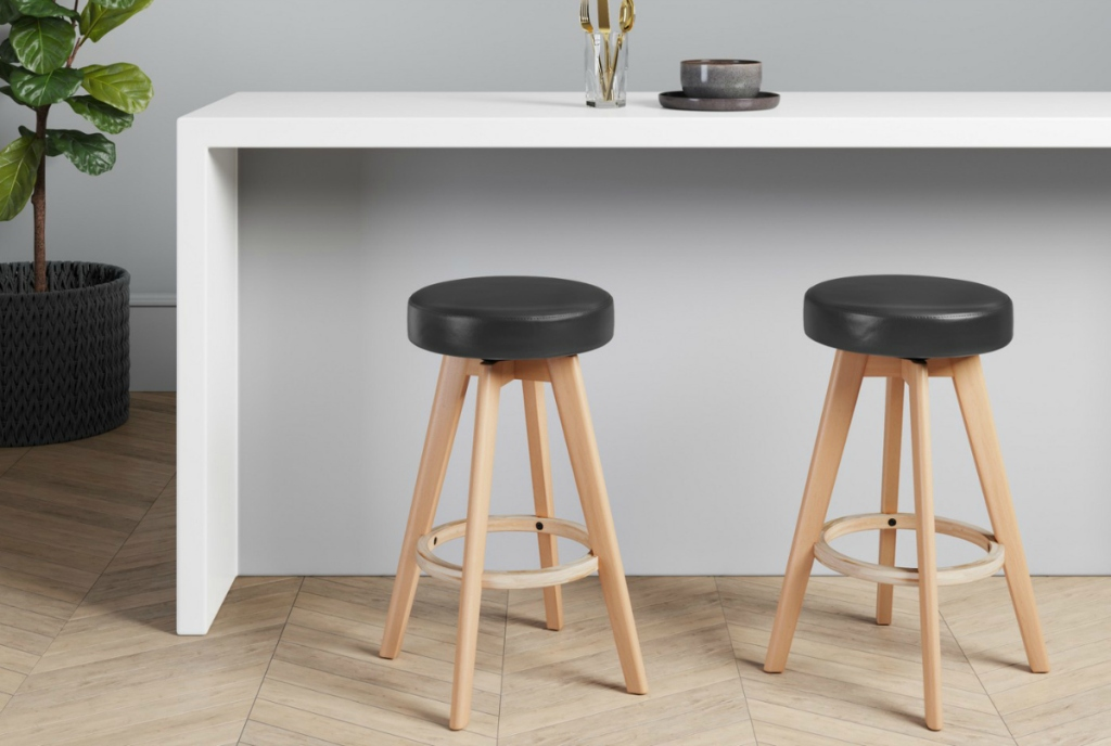 Project 62 Banning Modern Round Swivel Counter Stool