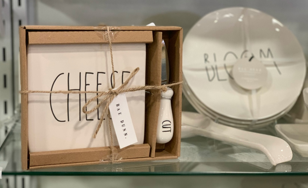 Rae Dunn Cheese Gift Set