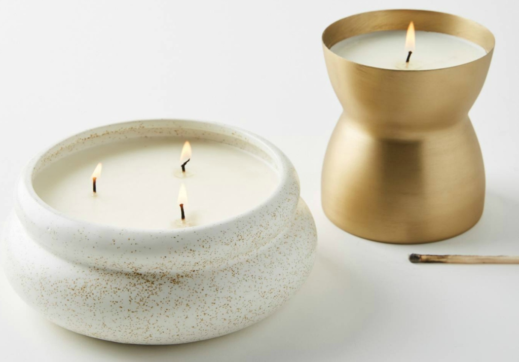 Rituals Candle - Gold