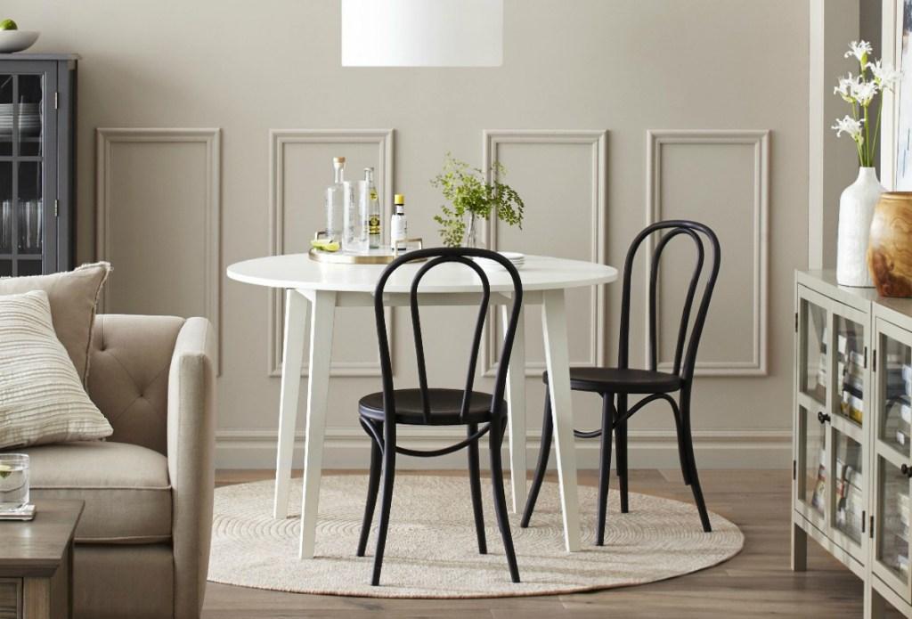 Threshold Emery Metal Bistro Chair (Set of 2)
