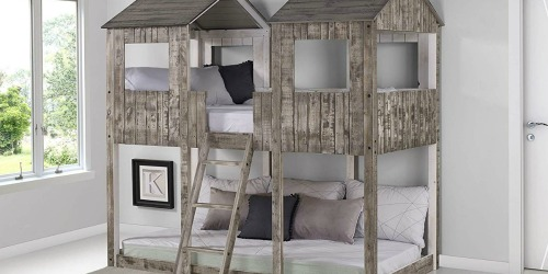 10 Bunk Beds That Make Us Want To Be Kids Again (One Of Them You Can Bring Anywhere!)