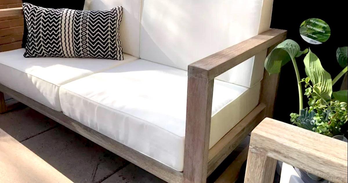 Restoration Hardware Patio Furniture, Restoration Hardware Inspired Patio Furniture
