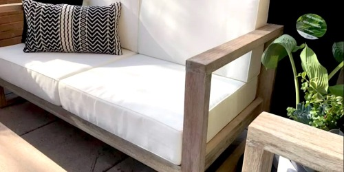 Outdoor Patio Furniture That Looks Just Like Restoration Hardware But Costs $5,500 Less