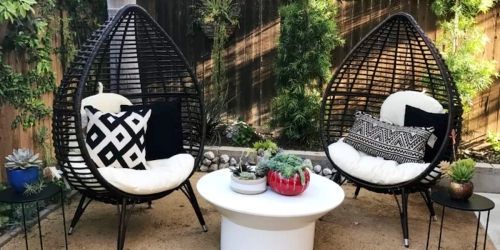 Top 5 Rattan Egg Chairs for the Lowest Prices