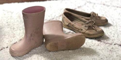 Debate: Shoes vs No Shoes Inside the House