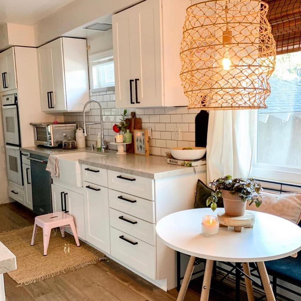 Small Farmhouse kitchen