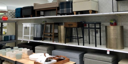 Up to 50% Off Home Items at Target.com (Save Big on Modern & Industrial Furniture + More)