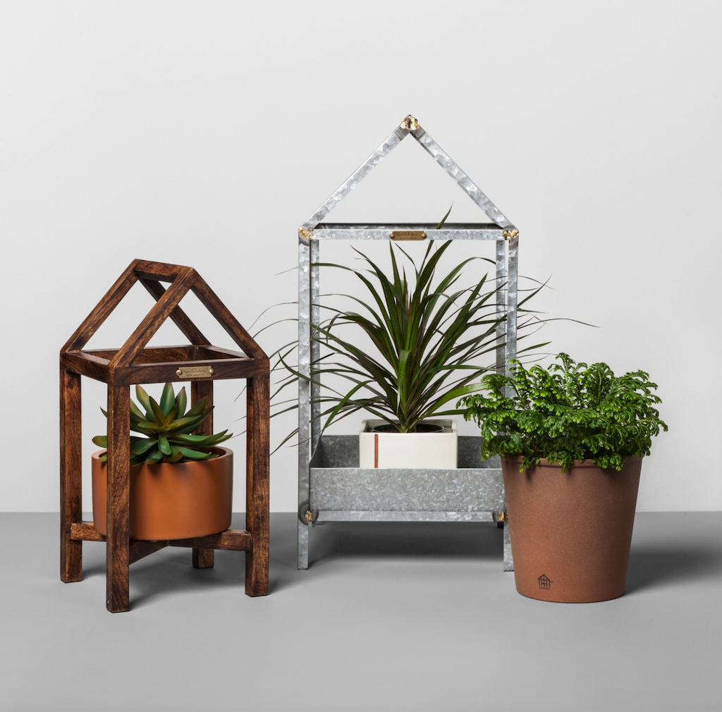 Hearth & Hand Metal Plant Stand