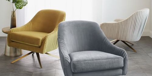 Modern & Trendy Swivel Chairs That Cost Way Less Than West Elm
