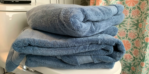 Costco Offers Luxury Bath Towels at an Affordable Price – And They're Amazing