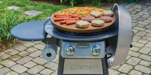 Price Drop on This Highly Rated Cuisinart Griddle Cooking Center