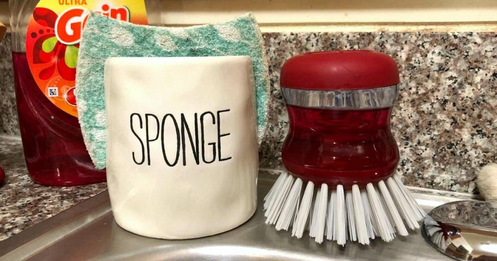 Cute Amazon sponge holders