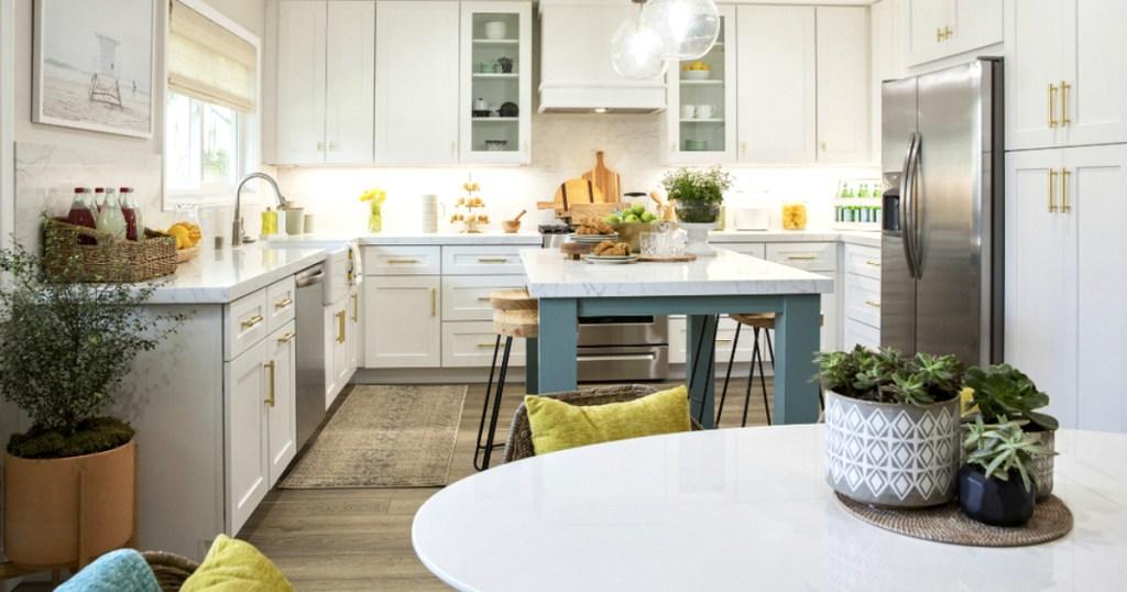 Hidden Potential kitchen