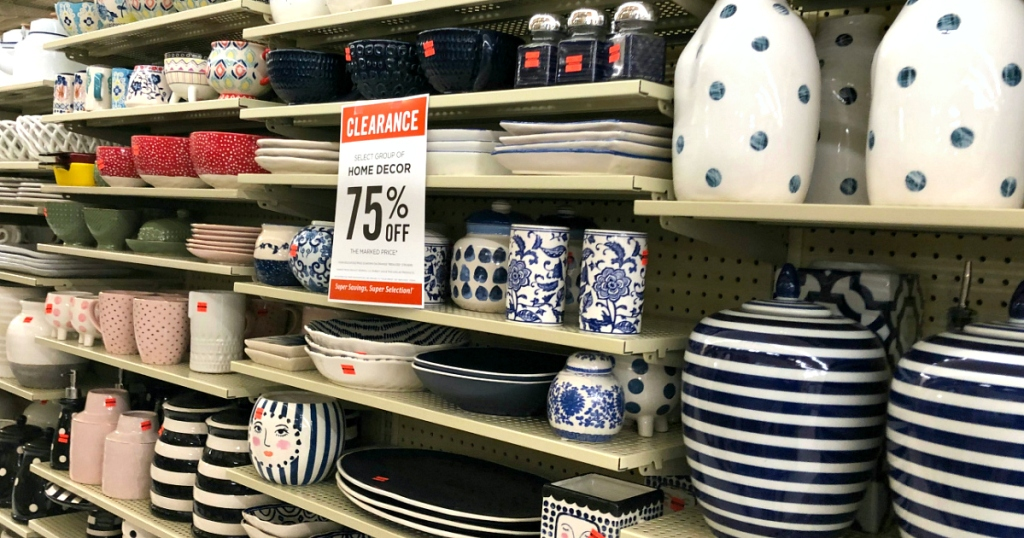 Hobby Lobby Home Decor Clearance