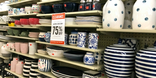 Save Up to 75% Off During Hobby Lobby's Semi-Annual Home Decor Sale