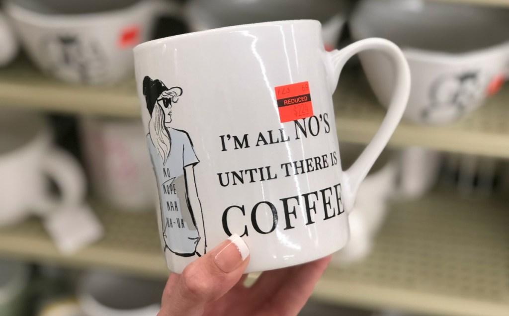 I'm All No's Mug