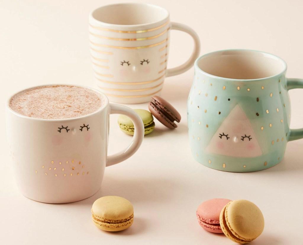 Kinkleville Handmade Snoozy Mug