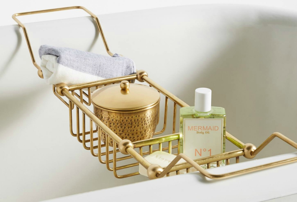 Maison Storage Bath Caddy Tray