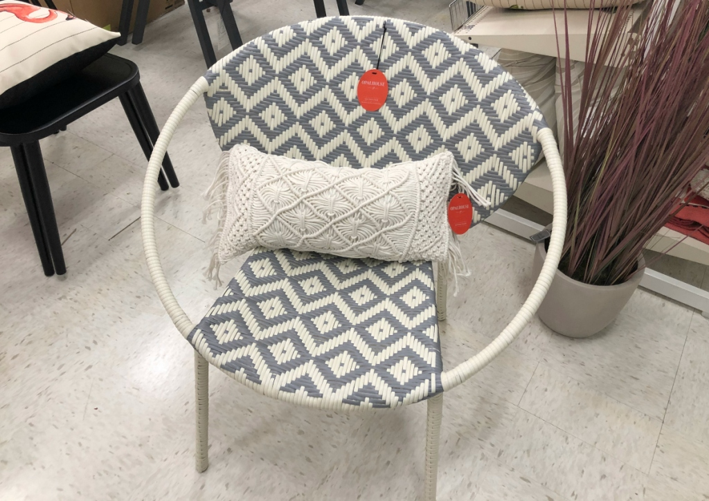 Swell Big Savings On Trendy Patio Furniture At Target Egg Chairs Unemploymentrelief Wooden Chair Designs For Living Room Unemploymentrelieforg
