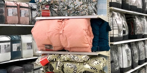 These Opalhouse Plush Throw Beds at Target are Portable & Great for Lounging