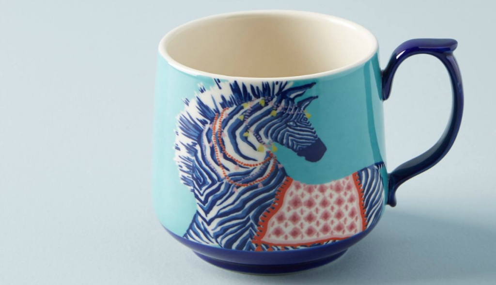 Paige Gemmel Eastern Animal Mug