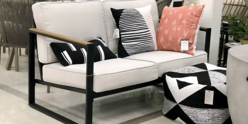 Save on Trendy Patio Furniture & More at Target with this New Sale + Promo Code