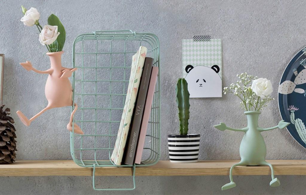 Peleg Design Flexible-Figure Florino Vase