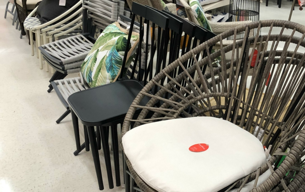 Terrific Big Savings On Trendy Patio Furniture At Target Egg Chairs Unemploymentrelief Wooden Chair Designs For Living Room Unemploymentrelieforg