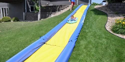 WOW! Target is Selling a HUGE 20-Foot Water Slide