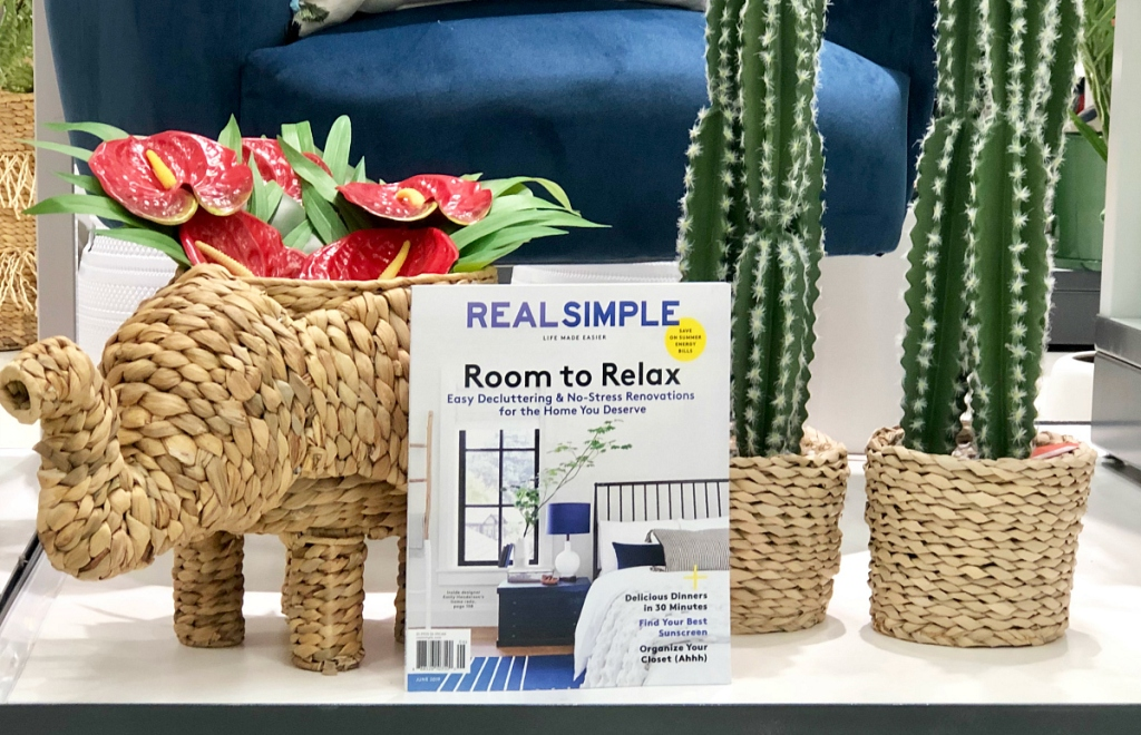 Real Simple magazine offer