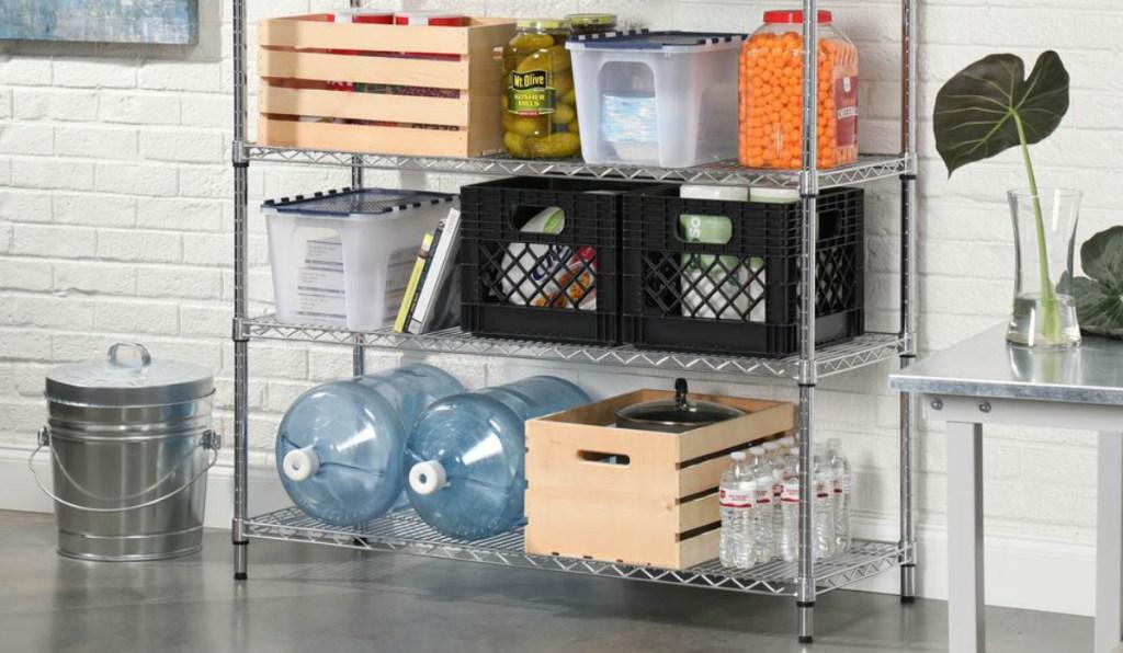 Rehrig Pacific Company 16-quart Industrial Milk Crate