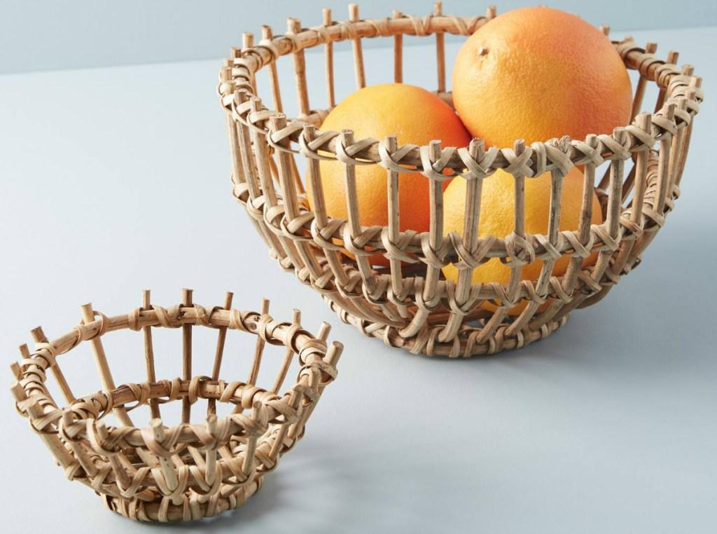 Saira Woven Basket