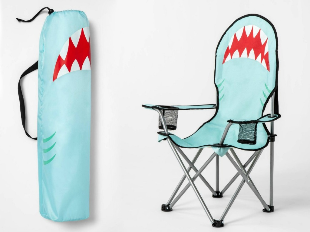 shark camp chair