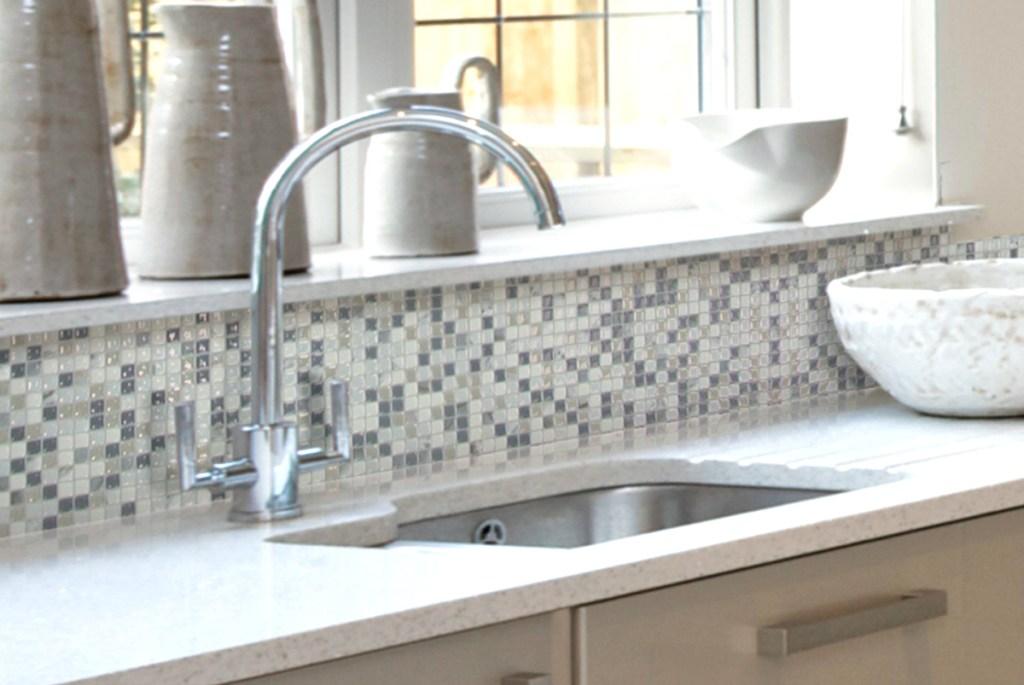 Smart Tiles Minimo Noche Peel and Stick Wall Tile Backsplash