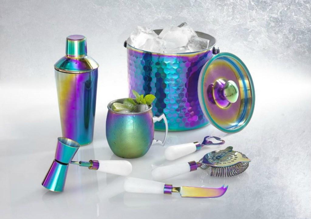 Thirstystone Rainbow Barware Collection