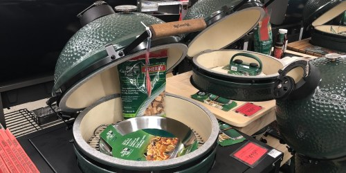 Make Your Summer BBQs a Smokin' Good Time with This Big Green Egg Knockoff