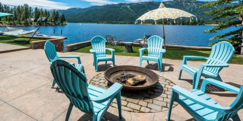 Save on Our Favorite Patio Umbrellas, Outdoor Rugs, & Adirondack Chairs at Target