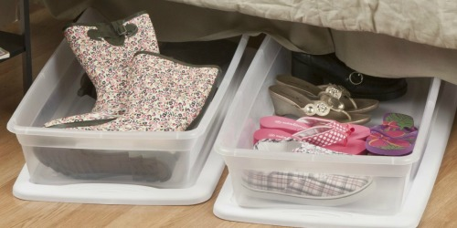 Love Organization Products? Get an Extra 10% Off Storage Bins, Baskets, & Drawers at Target
