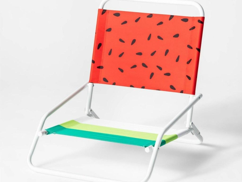 watermelon sand chair