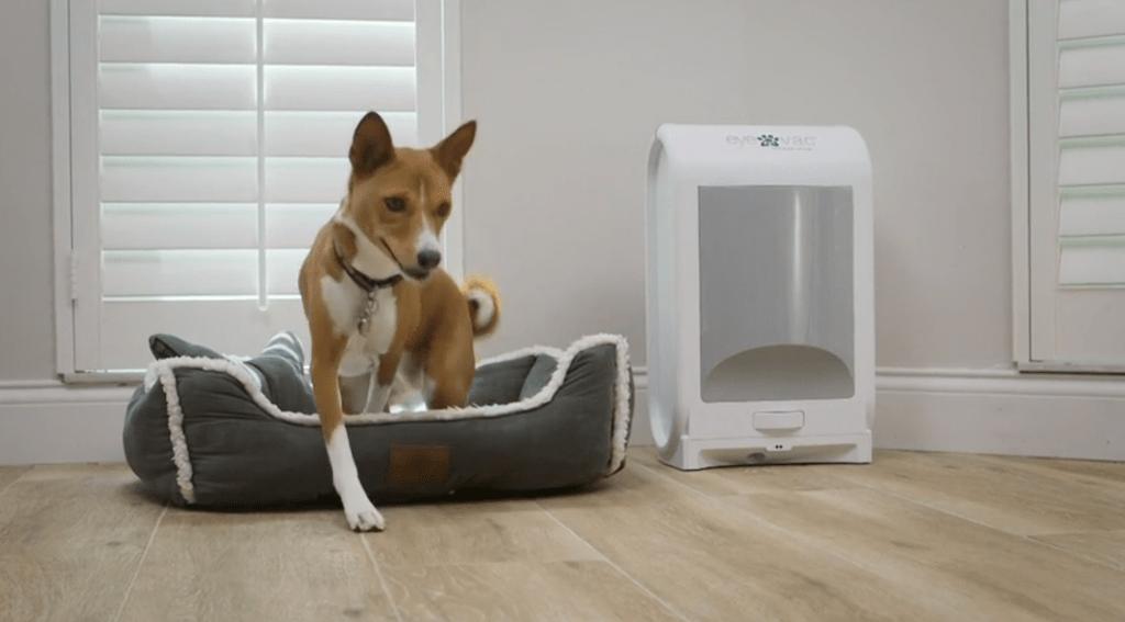 EyeVac Pet vacuum cleaner