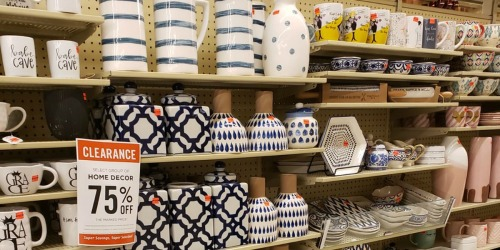 Hobby Lobby's 75% Off Semi-Annual Home Sale is Still Going
