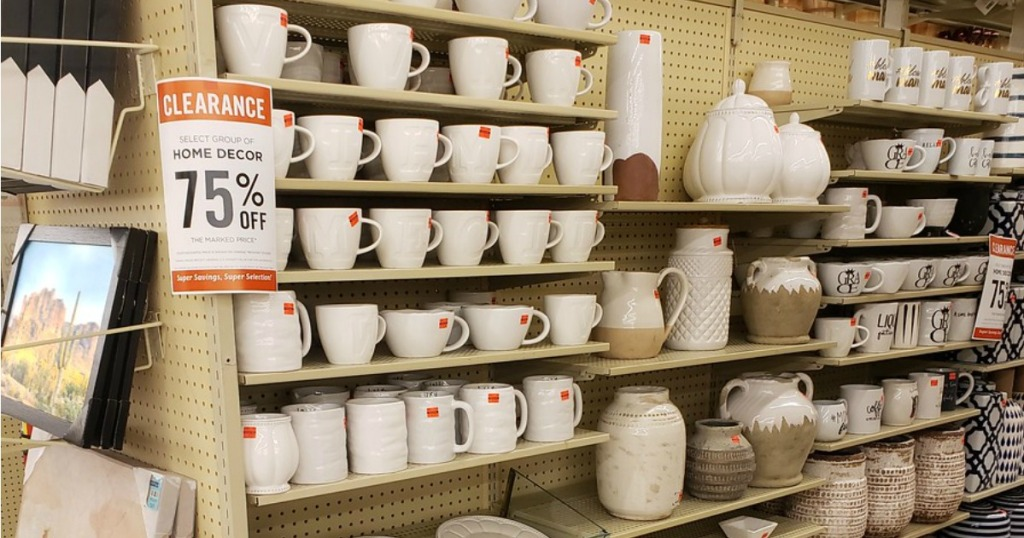 Hobby Lobby White Ceramics