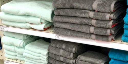 We LOVE Target's Opalhouse Perfectly Soft Bath Towels!