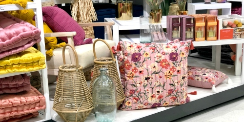 Target's New Opalhouse Home Décor Collection is Bold & Beautiful – And We Want It All