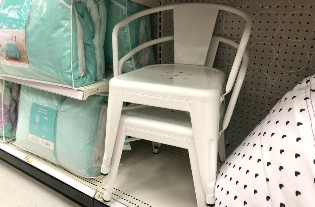 Pillowfort Industrial Activity Kids Chair