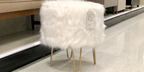 Refresh You Home With These Awesome Deals on Trendy Furniture at Target